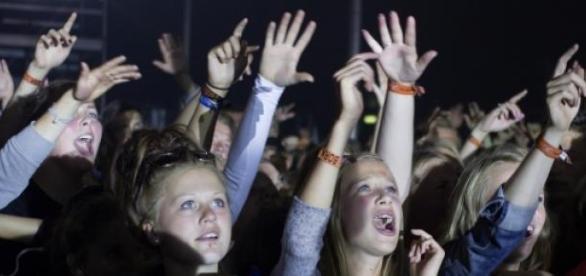 Starke Konzerte vom 17. bis 19.7.2015