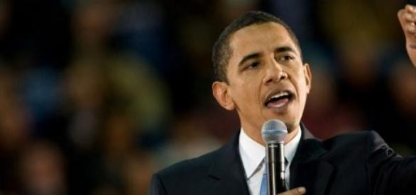 Il presidente Usa, Barack Obama