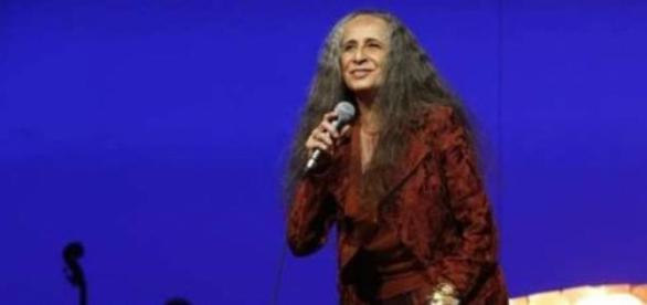 Maria Bethânia (Foto: Reprodução)