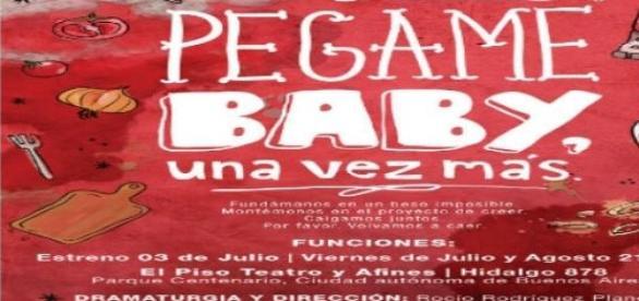 Más info en www.facebook.com/pegamebabyunavezmas