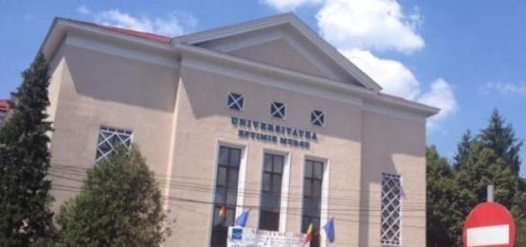 Universitatea Eftimie Murgu din Reșița