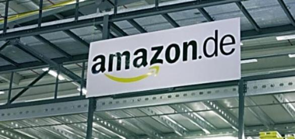 Amazon Logistikzentrum, Foto: Amazon