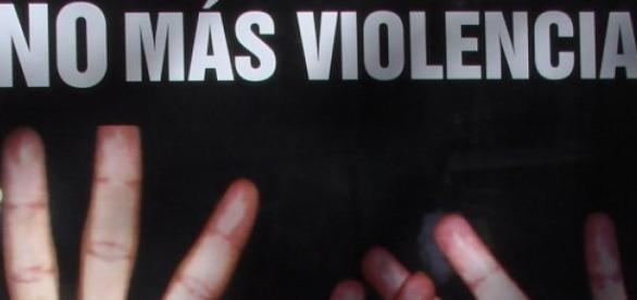 Basta, no mas violencia...