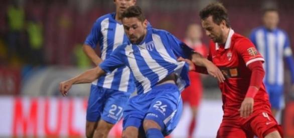 CSU Craiova pierde la limită cu Dinamo