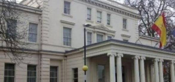 Embajada española en Londres