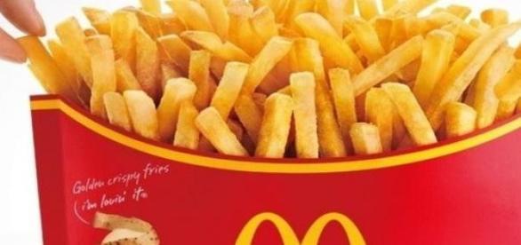 Frytki z McDonalda zawierają aż 17 składników