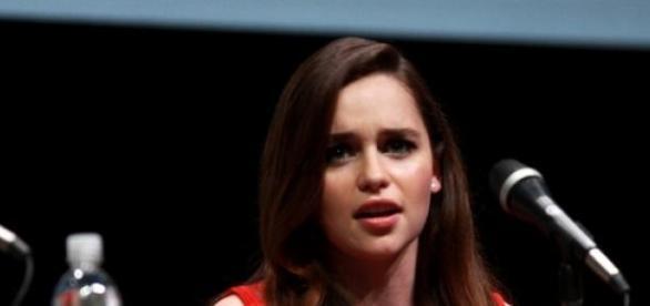 Ist Emilia Clarke ernsthaft krank?