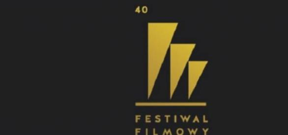 Logo 40. Festiwalu Filmowego w Gdyni
