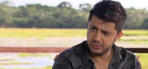 Cristiano Araújo revela preocupação com família