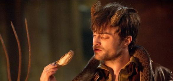 Horns kann das Böse im Menschen sehen