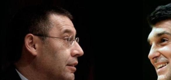 Laporta ganaría a Bertomeu en las Elecciones