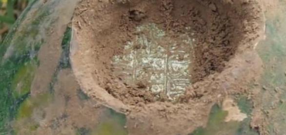 O nouă descoperire  arheologică în România