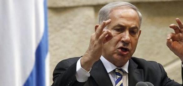 O primeiro-ministro de Israel Benjamin Netanyahu