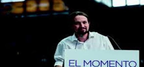 Pablo Iglesias y Ahora en Común