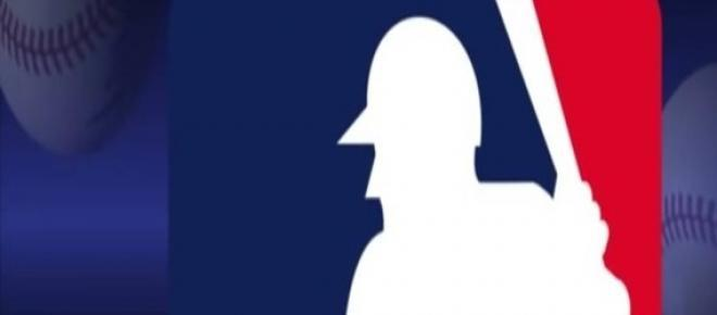 Major League Baseball's official logo.
