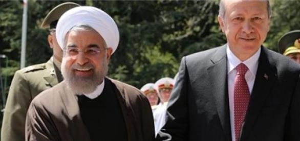 Finalmente haverá paz entre turcos e iranianos?