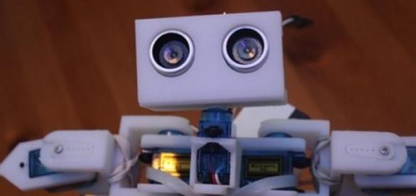 Robotul conştient de sine.