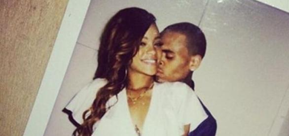 Rihanna und Chris Brown waren schwer verliebt.