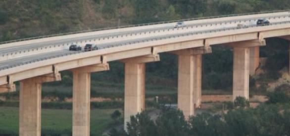 Autopista C-16 de la provincia de Barcelona