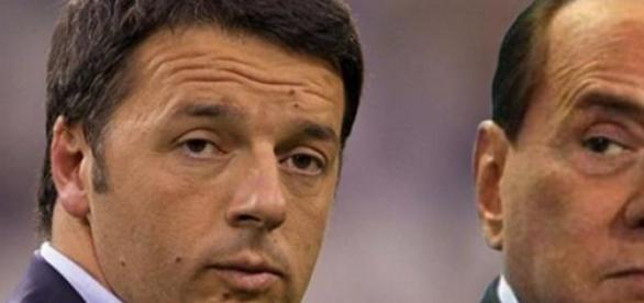 Berlusconi e Renzi verso il partito unico.