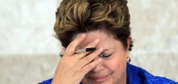 Dilma fala sobre possibilidade de deixar o governo