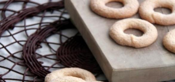 La ricetta dei biscottini bianchi