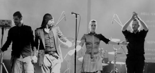 Laibach dará un concierto histórico