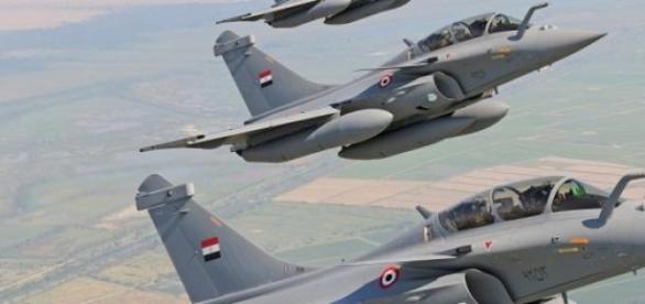 Une contingence française au profit de l'Egypte