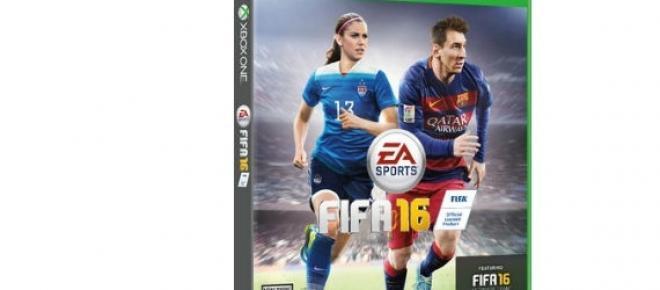 El futbol femenil llegó a FIFA 16 no sólo con la inclusión de equipos y futbolistas femeniles disponibles para elegir, sino con tres jugadoras internacionales en las portadas de Estados Unidos, Canadá y Australia