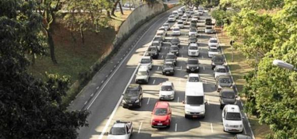 Confira como está o panorama geral do trânsito.