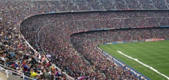 La final de Copa tuvo lugar en el Camp Nou