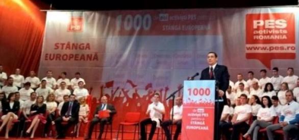 Victor Ponta s-a suspendat de la şefia PSD