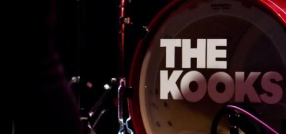 Die Kooks spielen am 26.7.2015 in Karlsruhe auf