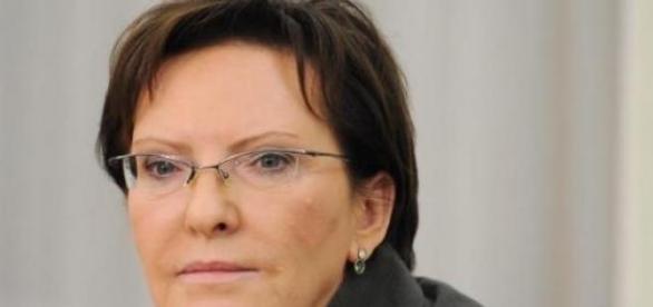 Ewa Kopacz po debacie z senatorami
