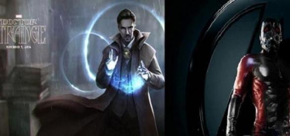 ¿Doctor Strange tendrá una conexión con Ant-Man?