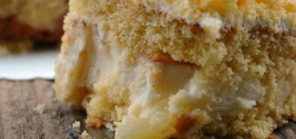 La ricetta della torta all'ananas