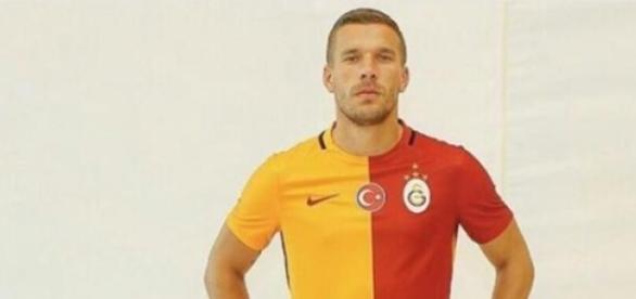 Lukas Podolski trifft erstmals für Galatasaray