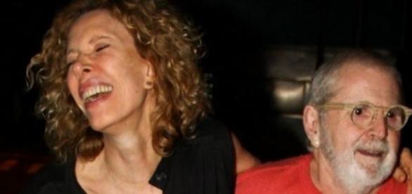 Marília Gabriela pode substituir Jô na Globo