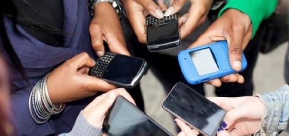 O smartphone é um símbolo da Geração Conectada