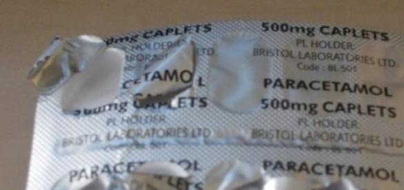 Cápsulas de paracetamol, medicamento muy popular