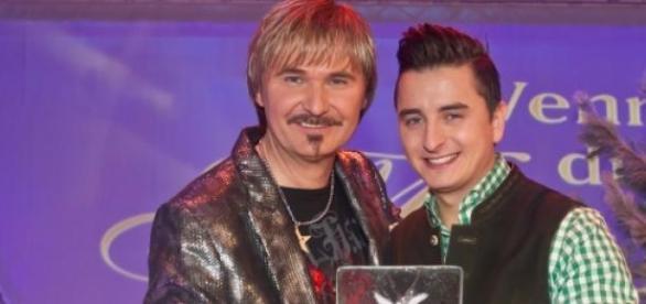 Nik P. und Andreas Gabalier