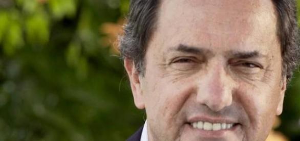 Scioli: el único precandidato presidencial