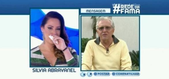 Silvia Abravanel faz revelações a Eliana