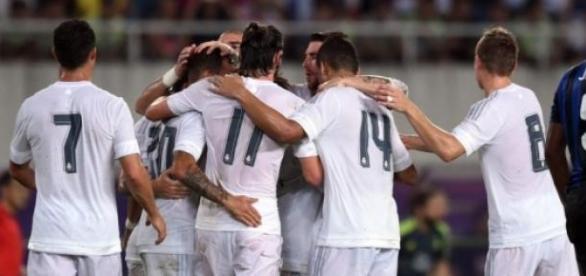 El Real volvió a golear, esta vez al Inter