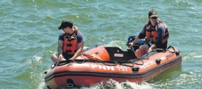 Horas desesperadas: continúan buscando al joven que desapareció en el Eladia Isabel