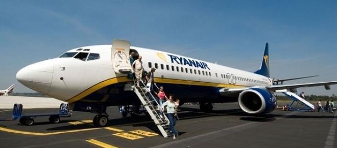Ryanair cea mai mare companie aeriana low-cost