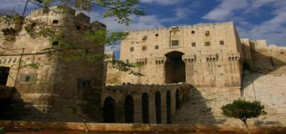 Casco Antiguo, Alepo, Siria