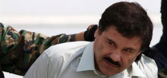 El Chapo Guzmán en su última detención