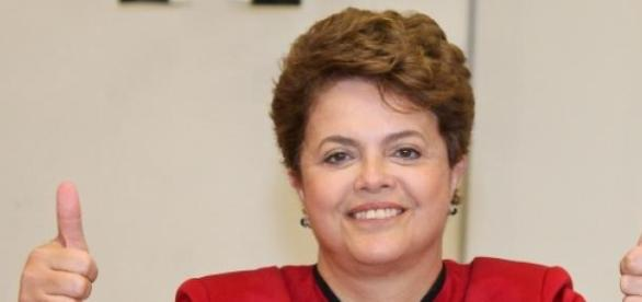 Presidente da República Dilma Rousseff