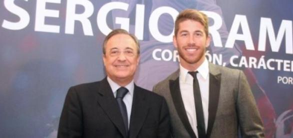 Ramos y Florentino habrían llegado a un acuerdo